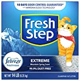 Fresh Step Extreme Scented Litter with The Power of