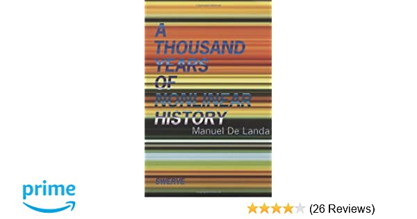 A Thousand Years Of Nonlinear History Pdf