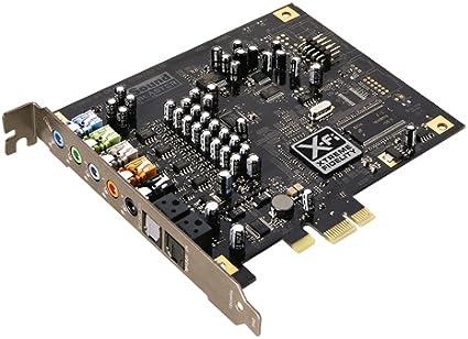 Creative Labs SB0880 PCI Express Sound Blaster X-Fi Titanium Sound Card