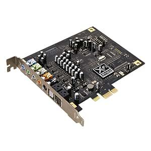 Amazon.com: Creative Labs sb0880 PCI Express Tarjeta de ...