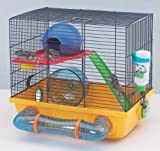 Noddy Double Metro Hamster Cage