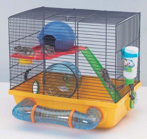 Noddy Double Metro Hamster Cage by Noddy