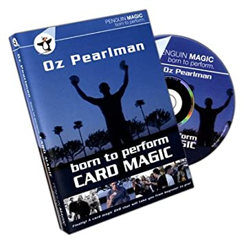 Amazon.com: Born To realizar por oz Pearlman: Toys & Games