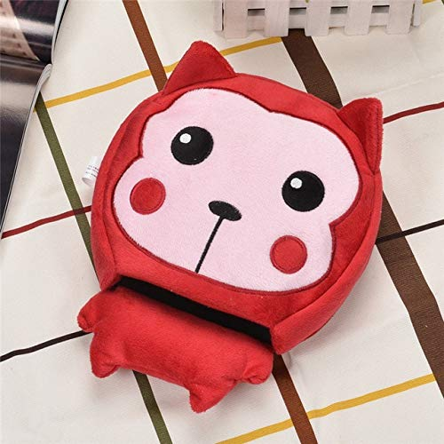 StrongLife Electric Heaters - Winter Warm Mouse Pad Thick Cartoon Plush Hand Warmer Electric USB Heated Mouse Mat USB Port 1 PCs
