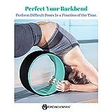 UpCircleSeven Yoga Wheel Set - Strongest & Most