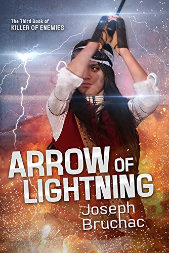 Arrow of Lightning - Book #3 of the Killer of Enemies