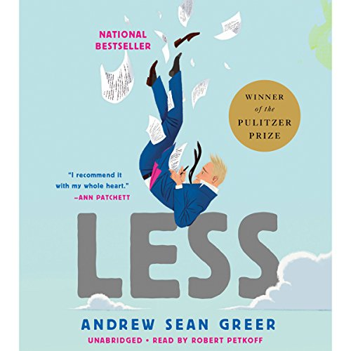 Less Audiobook [Free Download by Trial] thumbnail