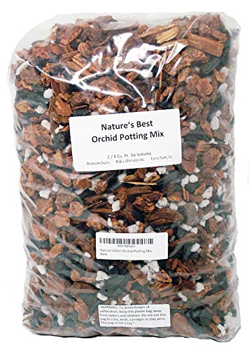 - Nature's Best Orchid Potting Mix