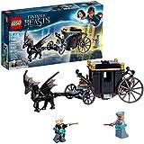 Harry Potter A Fuga De Grindelwalds Lego Sem Cor Especificada