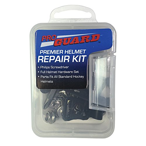 Proguard Premier Helmet Repair Kit with Philips Head - Mask Hardware Kit Face