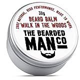 The Bearded Man Co Walk In The Woods Beard Balm 30g