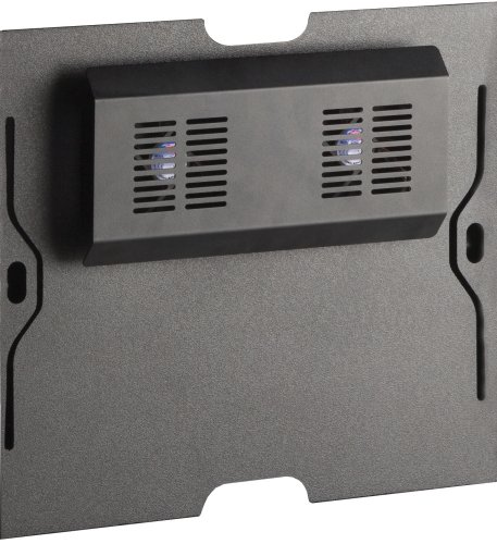 Salamander Chameleon Active Cooling Rear Panel for 20-Inch-Tall Cabinets by Salamander Designs (Image #1)'