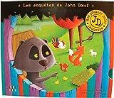 Coffret 4 Titres John Doeuf + Carte d'Enqueteur