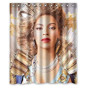 Amazon Best Gift Beyonce Custom Shower Curtain 60x72 Inch Nifty
