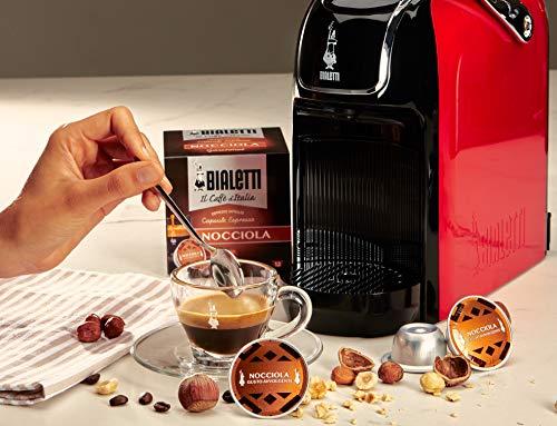 Bialetti Break - Macchina Caffè Espresso a Capsule in Alluminio con sistema Bialetti il Caffè d'Italia, Design compatto… 5