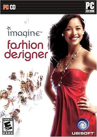 Amazon Com Imagine Fashion Designer Pc Video Games