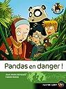 Pandas en danger ! par Defossez