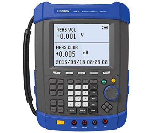 Hantek HT824 Multifunctional Process Calibrator by Hantek