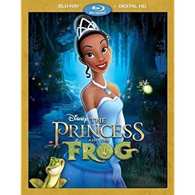 PRINCESS AND THE FROG, THE