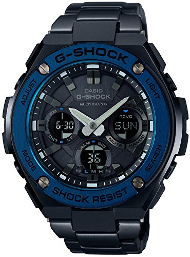 G SHOCK G STEEL Stations Corresponding GST W110BD 1A2JF