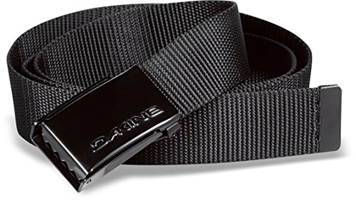 DAKINE Gürtel Rail Belt, Black, One Size, 8820001