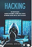 Hacking: 4 Books in 1- Hacking for