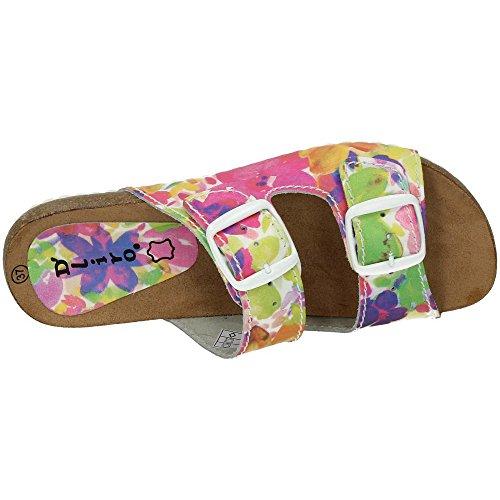 Dliro femme Multicolore sandales Multicolore femme sandales Dliro xqUnHqwtAX