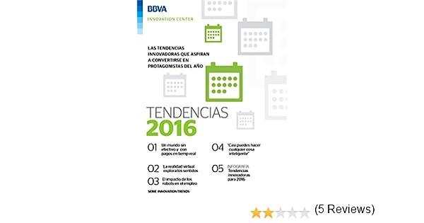 Ebook: Tendencias financieras 2016 (Innovation Trends Series) eBook: BBVA Innovation Center, Innovation Center, BBVA: Amazon.es: Tienda Kindle