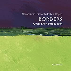Borders: A Very Short Introduction  Audiobook