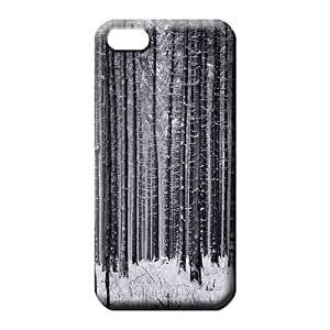 iphone 5 5s Popular Style New Fashion Cases phone carrying cover skin winter forest