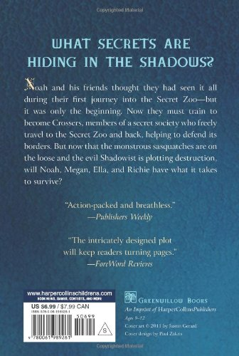 secrets in the shadows book report