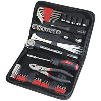 allied tools 49032 25 piece tri fold mini tool set hand tool sets. Black Bedroom Furniture Sets. Home Design Ideas