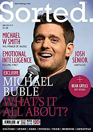 Amazon com: Sorted Magazine - The men's mag with morals: Kindle Store