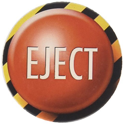 - Eject Button Auto Coaster, Single Coaster for Your Car cup holder - Perfect Gift for a Teen Driver