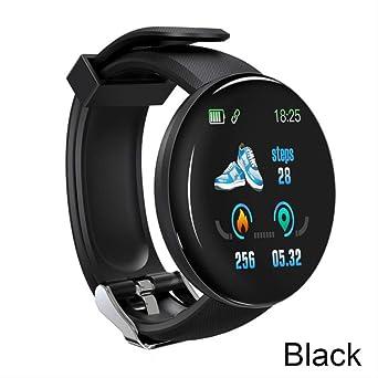 Bluetooth Smart Watch Hombres Presión Arterial Smartwatch Mujeres ...