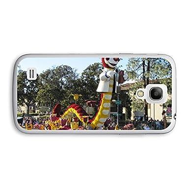 Samsung Galaxy S4 case Parabe Rotary Rose Parabe Float