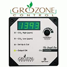 Grozone Co2 Controller The Simple One