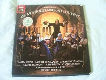 2C 167-16361/2 Varney Mousquetaires Couvent Doneux 2 LP