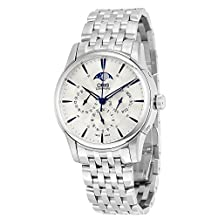 Oris Artelier Complications Automatic Silver Dial Stainless Steel Mens Watch 781-7703-4031MB