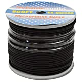 Seismic Audio - SA-MIC500 - Spool of 500 Feet of Microphone Cable - Build Your Own Mic Cables