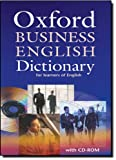 Oxford Business English Dictionary for Learners of English, , 0194316173