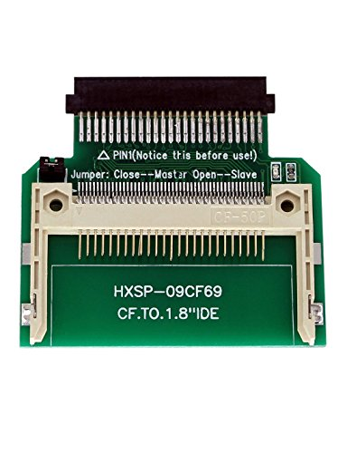 Aiposen CF to 50 Pin 1.8 IDE Adapter ()
