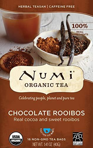 Numi rooibos tea organic