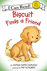 Biscuit Finds a Friend (My First I Can Read) Kindle Edition