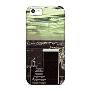New Style E-Lineage Photo Of Central Park Nyc Premium Tpu Cover Case For Iphone 5c