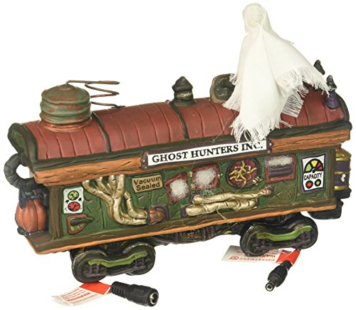 Department 56 Halvl Scary Ghost Hauler (Dept 56 Halloween Train)