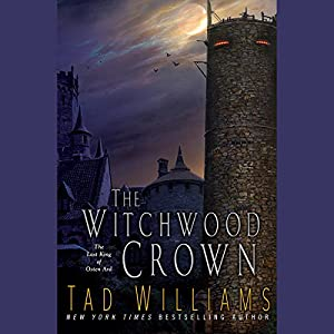 The Witchwood Crown Audiobook