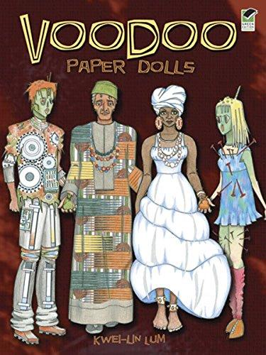 Voodoo Paper Dolls (Dover Paper -