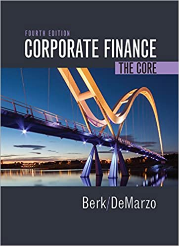 Amazon corporate finance the core berk demarzo harford corporate finance the core berk demarzo harford the corporate finance series 4th edition kindle edition fandeluxe Image collections