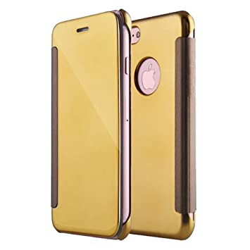 coque iphone 7 miroir pu